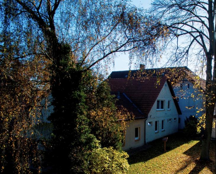 """Gartenferienwohnung """"An der Böhme"""""""