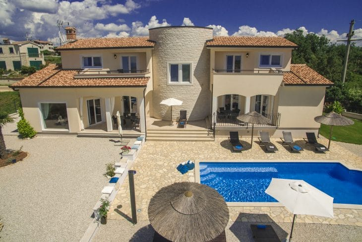 Villa Vista Grande in Traumlage
