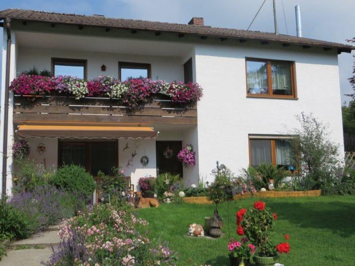 Gartenwohnung im Haus Christl