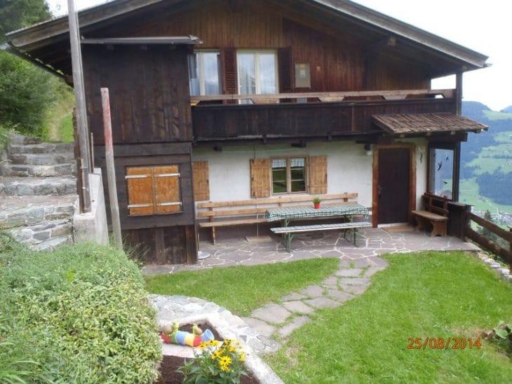 Hütte Breitberg
