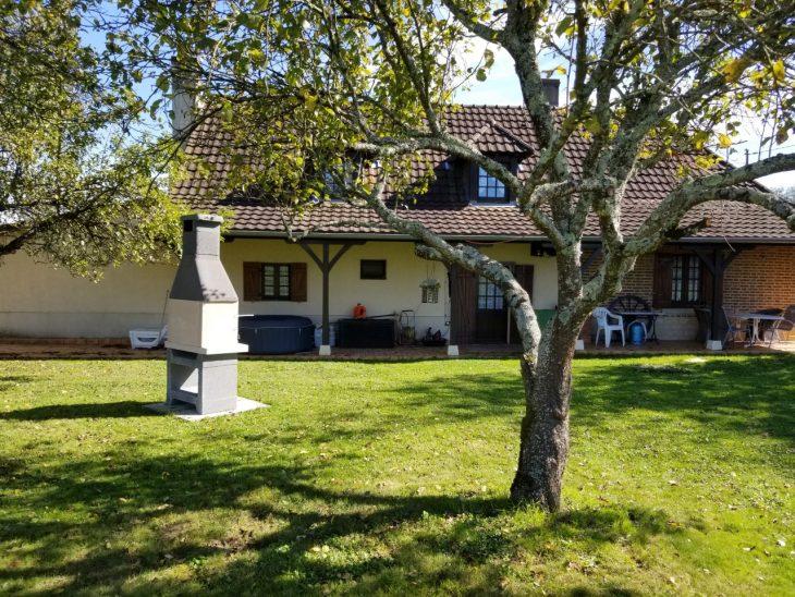 Burgund Cottage